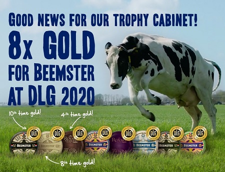 Beemster Cheese - Gold Award