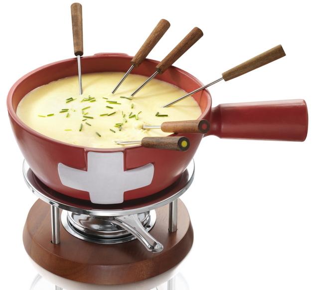 Kaasfondue - Kaesefondue - Cheese Fondue