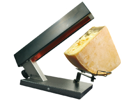 Raclettesets voor Kaas