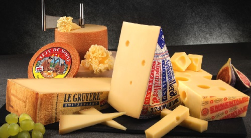 Zwitserse kaas