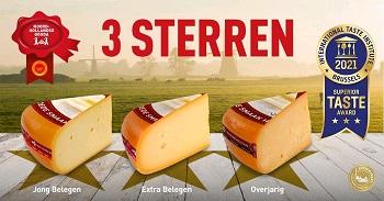 Noord-Hollandse Gouda Kaas - Rode Zegel