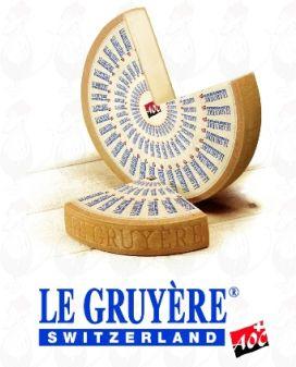 Gruyère Kaas - Zwitserse | Extra Kwaliteit