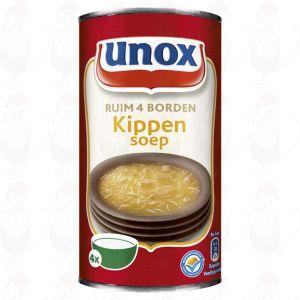 Unox Soep in Blik Kippensoep 4 Porties 515ml
