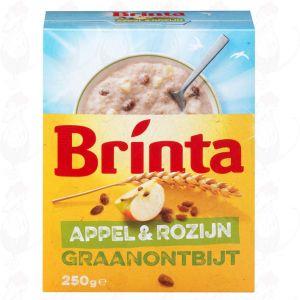 Brinta Appel & Rozijn Graanontbijt 250g