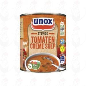 Unox Soep in Blik Stevige Tomatensoep Crème 1 Portie 300ml