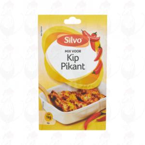 Silvo Mix voor Kip Pikant 25g