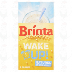Brinta Wake Up! Naturel Drinkontbijt 5 x 23g