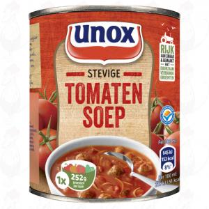 Unox Soep in Blik Stevige Tomatensoep 1 Portie 300ml