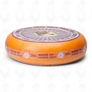 30+ Magere Kaas Extra Belegen | Extra Kwaliteit | Hele kaas 11,5 kilo