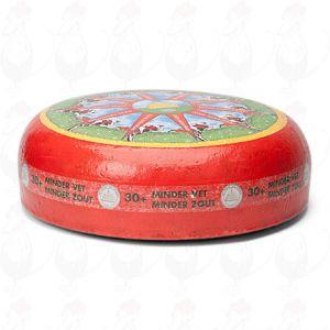 30+ Magere Jong Belegen Komijnen Kaas | Extra Kwaliteit | Hele kaas 10,50 kilo
