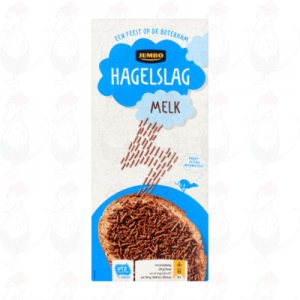 Jumbo Hagelslag Melk 600g