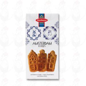 Amsterdam Koekjes - 140 gram | Daelmans