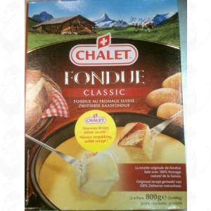 Chalet Fondue 800g (2x400g)