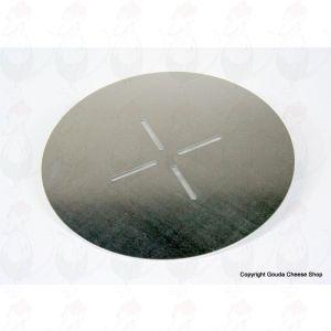 Ronde fonduepan onderplaat Ø 15,5 cm