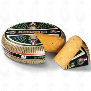 Beemsterkaas - Extra oude Kaas | Extra Kwaliteit | Hele kaas 11,5 kilo