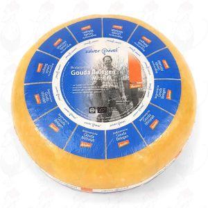 Belegen Goudse Biologisch dynamische kaas - Demeter | Hele kaas 12 kilo