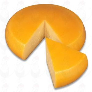 Boeren Graskaas - Stolwijker kaas | Extra Kwaliteit | Hele kaas 16 kilo