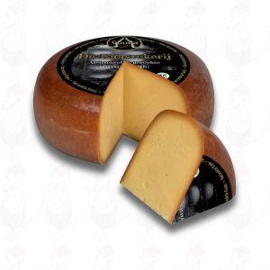 Gerookte boerenkaas - De Kaasrokerij | Hele kaas 5,4 kilo