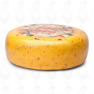 Tomaat Olijven Kaas | Extra Kwaliteit | Hele kaas 8,2 kilo