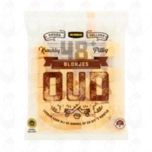 Kaasblokjes   Gouda Oud   200 g