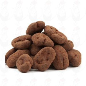 Chocolade pecan truffel | 200 gr