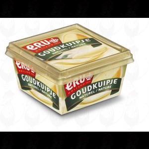 Smeerkaas ERU 48+ Goudkuipje | Naturel | 100 gram