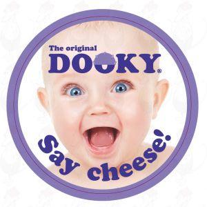 Etiket Wit - Baby Gouda