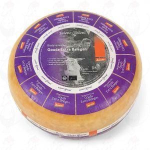Extra Belegen Goudse Biologisch dynamische kaas - Demeter | Hele kaas 5 kilo