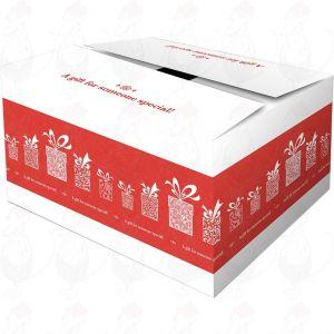 Verzenddoos / Geschenkverpakking Surprise Rood