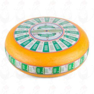 Jonge Kaas Goudse | Extra Kwaliteit | Hele kaas 12 kilo