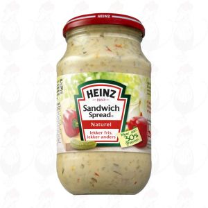 Heinz Sandwich spread naturel - 400 gram