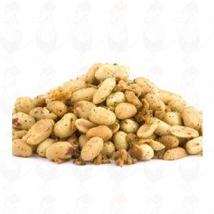 Kruidenpinda's met uitjes en knoflook | 500 gr