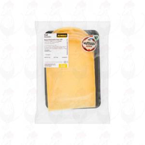 Gesneden kaas  Wapenaer Kaas Oud 48+ | 200 gram in plakken
