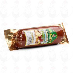 Rookkaas worstje | Extra Kwaliteit | 500 gram