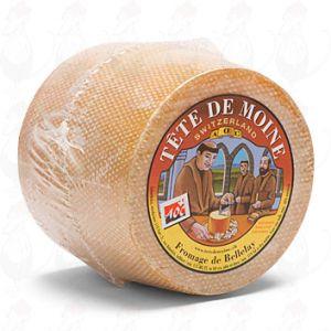 Tête de Moine Kaas 850 gram