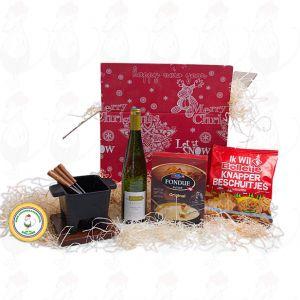 Kerstpakket gevarieerd tapas fondue