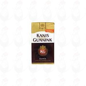 Kanis Gunnink Koffie snelfiltermaling