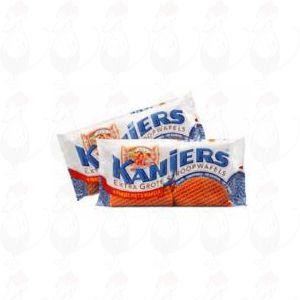 Kanjers Extra Grote Stroopwafels 4x2 stuks - 320 gram
