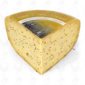 Komijnekaas Goudse Biologisch dynamische kaas - Demeter