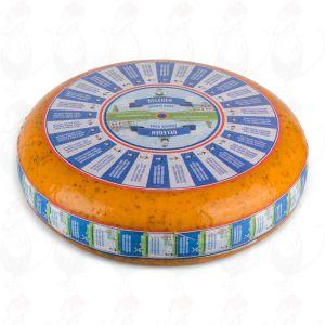 Komijnekaas Belegen / Extra Belegen | Extra Kwaliteit | Hele kaas 11 kilo