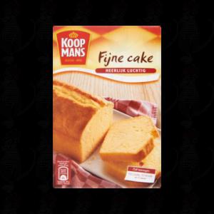 Koopmans Mix voor Fijne Cake 400g