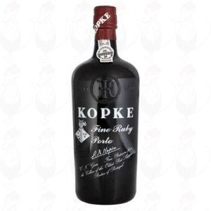 Port Kopke Fine ruby Porto - 0,75 liter