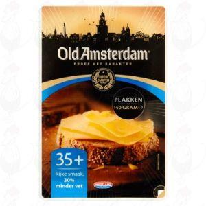 Gesneden kaas Old Amsterdam Kaas 35+ | 140 gram in plakken