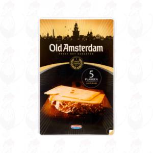 Gesneden kaas Old Amsterdam Kaas 48+ | 140 gram in plakken