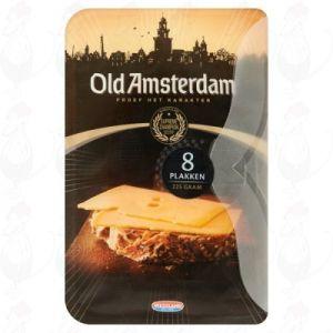 Gesneden kaas Old Amsterdam Kaas 48+ | 225 gram in plakken
