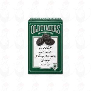 Oldtimers Scheepsknopen Drop - 225 gram