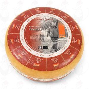 Oude Goudse Biologisch dynamische kaas - Demeter | Hele kaas 10 kilo