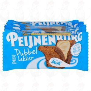 Peijnenburg Dubbel Lekker Melk 5 x 49g
