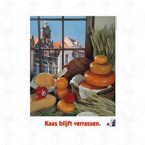 Poster kaas blijft verrassen 3 - A2