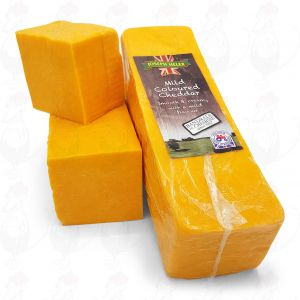 Rode Cheddarkaas - Barber's Farmhouse Red Leicester